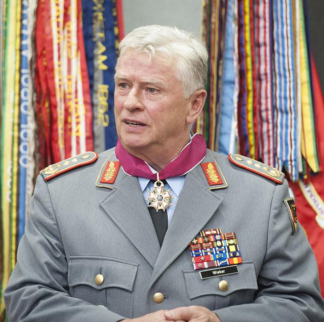 General Volker Wieker