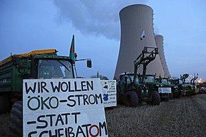 Leck im Atomkraftwerk Grohnde