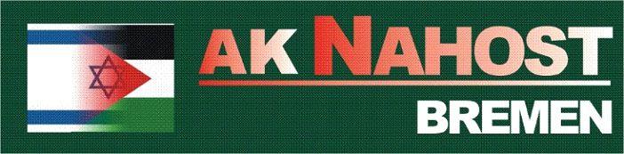 Logo AK Nahost Bremen