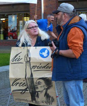 Protest-Bremerhaven