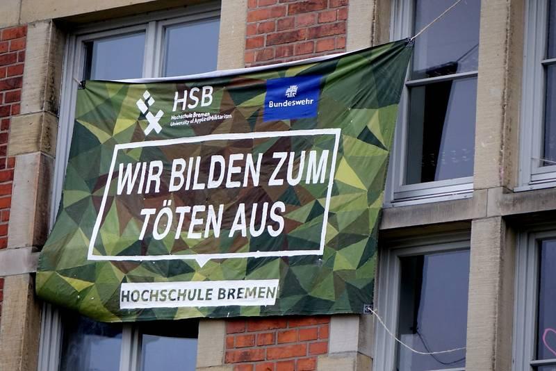 Transparent an der Hochschule Bremen