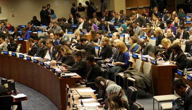UN-Mehrheit-Atomwaffenverbot