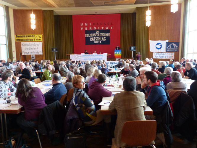 friedensratschlag 2013