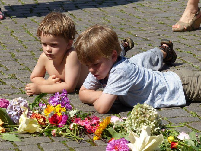 Hiroshima-Gedenken in Bremen
