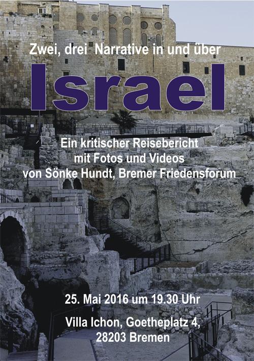israel narrative