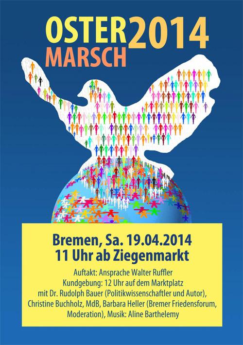 Ostermarsch 2014