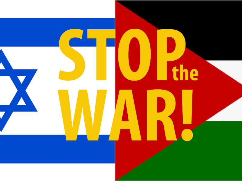 stop the war israel palestine